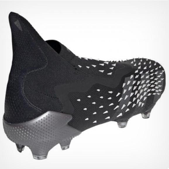 Botas de fútbol adidas PREDATOR FREAK + FG Black
