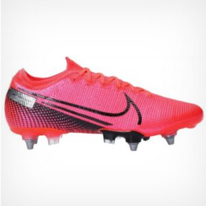 Nike MERCURIAL VAPOR 13 ELITE SG-PRO Roja