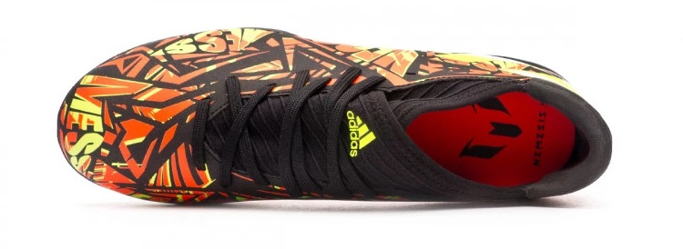 Bota adidas Nemeziz Messi .3 Turf Niño