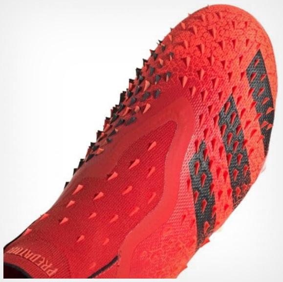 Adidas PREDATOR FREAK + FG Rojo